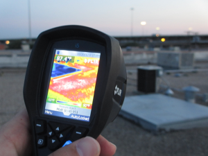 Dallas Roof Inspection Equipment