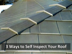 3 Ways to Self Inspect Your Roof- Elite Roofing and Consulting