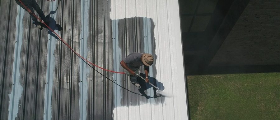 Mansfield Commercial Roofing Contractors