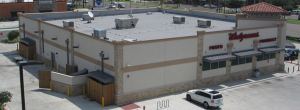 Built-Up-Roof-commercial-roofing-walgreens